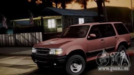 Ford Explorer 1996 für GTA San Andreas