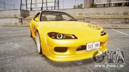 Nissan Silvia S15 Street Drift [Updated] für GTA 4