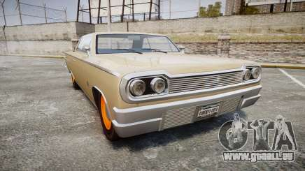 Declasse Voodoo Super Sport pour GTA 4