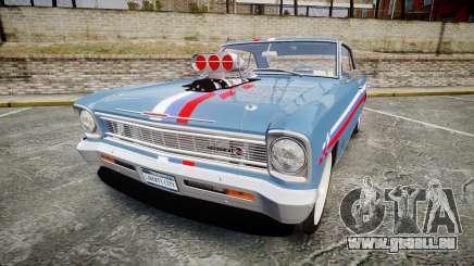 Chevrolet II Nova SS 1966 Custom [EPM] PJ2 für GTA 4