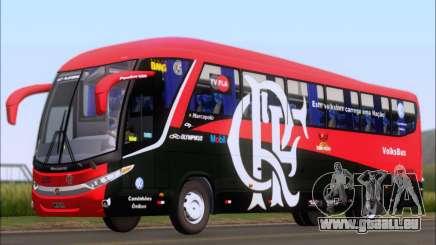 Marcopolo Paradiso 1200 G7 4X2 C.R.F Flamengo pour GTA San Andreas