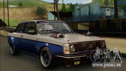 Volvo 242 V6 Twin Turbo 1983 - Stock pour GTA San Andreas