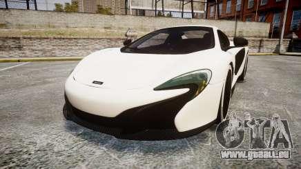 McLaren 650S Spider 2014 [EPM] Bridgestone v3 pour GTA 4