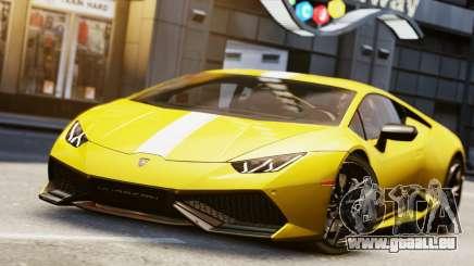 Lamborghini Huracan LP610-2 Valentino Balboni pour GTA 4