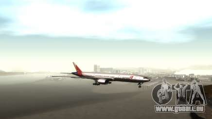 Boeing 777-280ER Asiana Airlines für GTA San Andreas