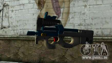 P90 from PointBlank v5 für GTA San Andreas