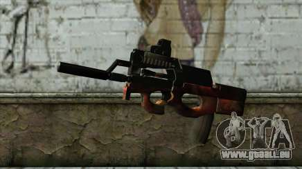 P90 from PointBlank v3 für GTA San Andreas