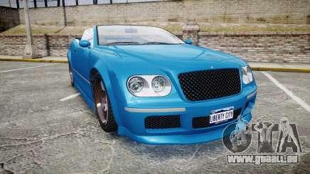 GTA V Enus Cognoscenti Cabrio pour GTA 4