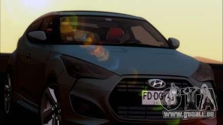 Hyundai Veloster 2013 pour GTA San Andreas