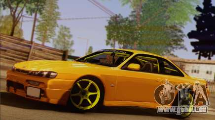 Nissan 200sx Drift Monster Energy für GTA San Andreas