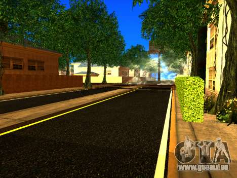 Relax City pour GTA San Andreas