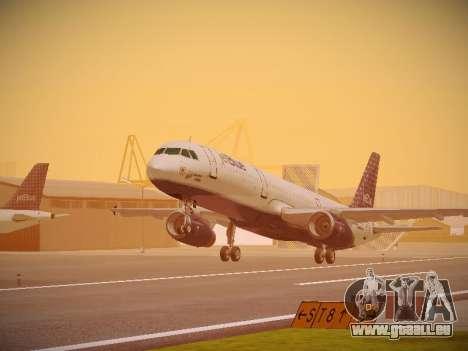 Airbus A321-232 jetBlue Woo-Hoo jetBlue für GTA San Andreas