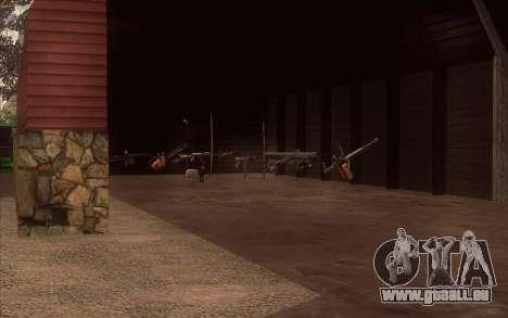 Dans la Vérité pour GTA San Andreas