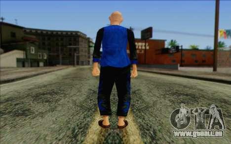 Squad Mitglied AI Haut 5 für GTA San Andreas zweiten Screenshot