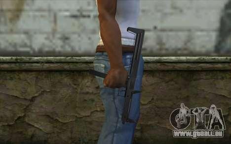 PP-90 pour GTA San Andreas troisième écran