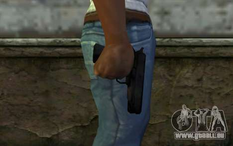 Pistol from Cutscene für GTA San Andreas dritten Screenshot