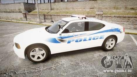 Dodge Charger 2010 PS Police [ELS] pour GTA 4 est une gauche