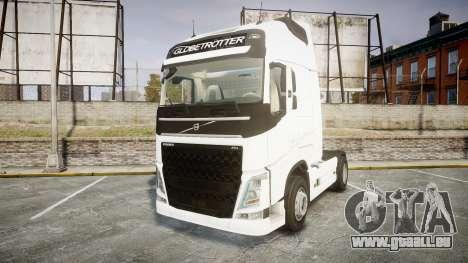 Volvo FH16 pour GTA 4
