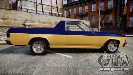 GTA V Cheval Picador für GTA 4 linke Ansicht