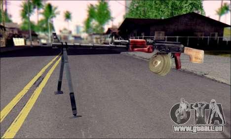 RPK-74 von ArmA 2 für GTA San Andreas