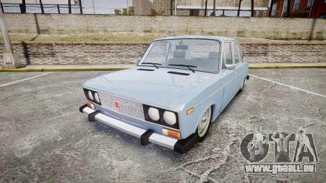 AIDE-2106 (Lada 2106) pour GTA 4