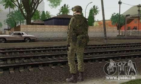 Marine CPA für GTA San Andreas zweiten Screenshot
