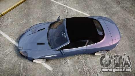 Aston Martin DB9 Volante 2005 VK Edition pour GTA 4 est un droit