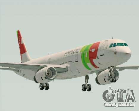 Airbus A321-200 TAP Portugal für GTA San Andreas
