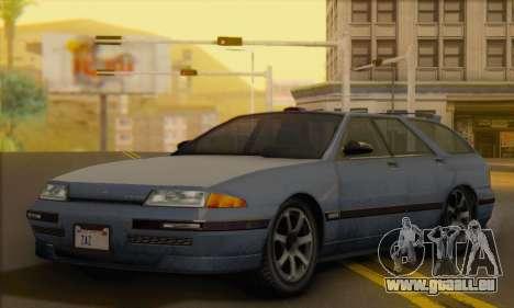 GTA 5 Stratum pour GTA San Andreas vue de droite
