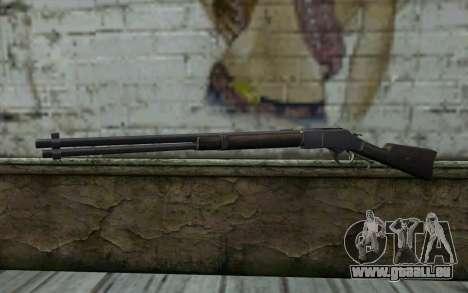 Winchester 1873 v4 pour GTA San Andreas