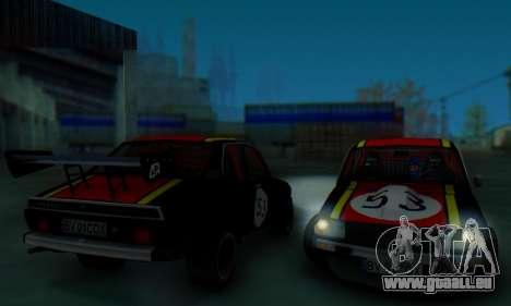 Dacia 1410 Sport pour GTA San Andreas vue de côté