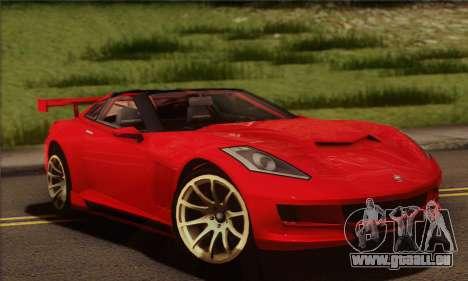 Invetero Coquette (IVF) für GTA San Andreas