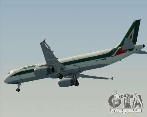 Airbus A321-200 Alitalia für GTA San Andreas