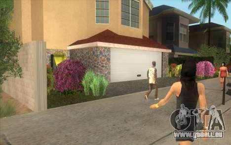 Nouvelle maison à Las Venturas pour GTA San Andreas troisième écran