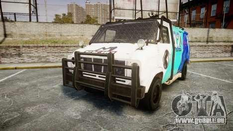 Kessler Stowaway Skin für GTA 4