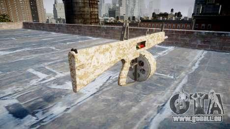 Fusil À Pompe Auto Assault-12 pour GTA 4 secondes d'écran