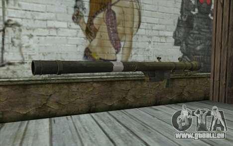 Flèche (Battlefield: Vietnam) pour GTA San Andreas deuxième écran