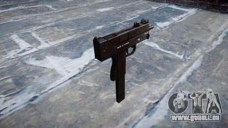 Pistolet Ingram MAC-10 pour GTA 4 secondes d'écran
