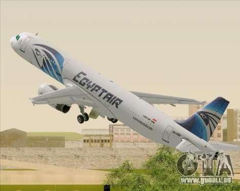 Airbus A321-200 EgyptAir pour GTA San Andreas