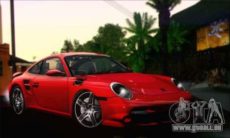 Porsche 997 Turbo Tunable pour GTA San Andreas