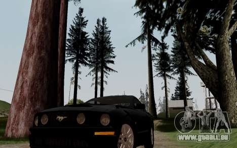 ENBSeries For Low PC v3.0 (SA:MP) für GTA San Andreas achten Screenshot