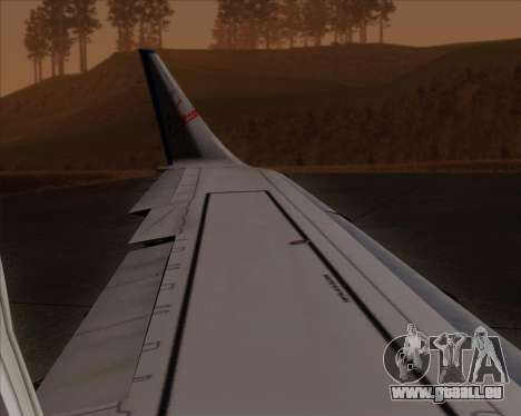 Embraer E-190 Virgin Blue für GTA San Andreas