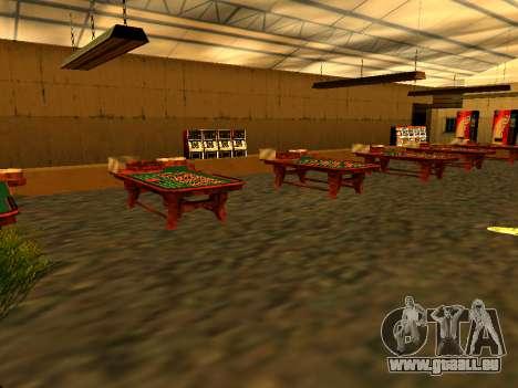 Relax City pour GTA San Andreas sixième écran