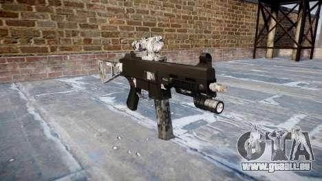 Gun UMP45 Ghotex für GTA 4