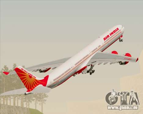 Airbus A340-600 Air India für GTA San Andreas