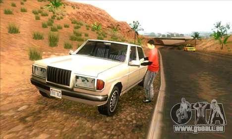 Situation de vie v3.0 pour GTA San Andreas cinquième écran