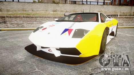 Lamborghini Murcielago GT1 Hanayo Koizumi pour GTA 4