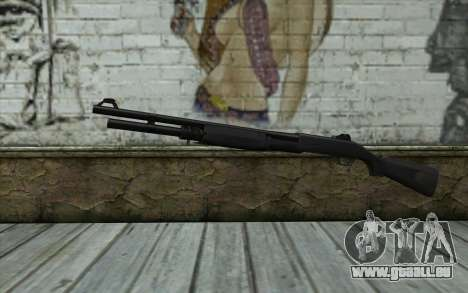 Benelli M3 Bump Mapping v4 pour GTA San Andreas