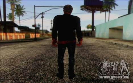 Hoyt Volker (Far-Cry-3) für GTA San Andreas zweiten Screenshot