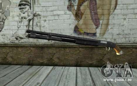 Mossberg 500 from Battlefield: Vietnam pour GTA San Andreas